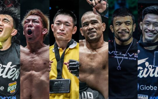 ONE Championship Official Rankings | Top 5 Strawweights