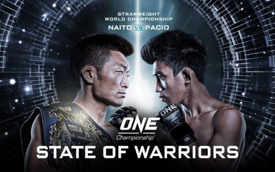 ONE Championship: STATE OF WARRIORS | ONE@Home Event Replay