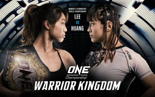 ONE Championship: WARRIOR KINGDOM | ONE@Home Event Replay