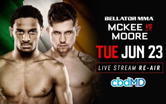 Re-Air | Bellator 187 AJ McKee vs. Brian Moore