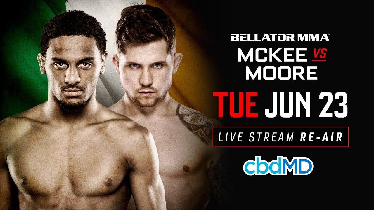 Re-Air | Bellator 187 AJ McKee vs. Brian Moore