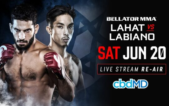 Re-Air | Bellator 188 Lahat vs. Labiano