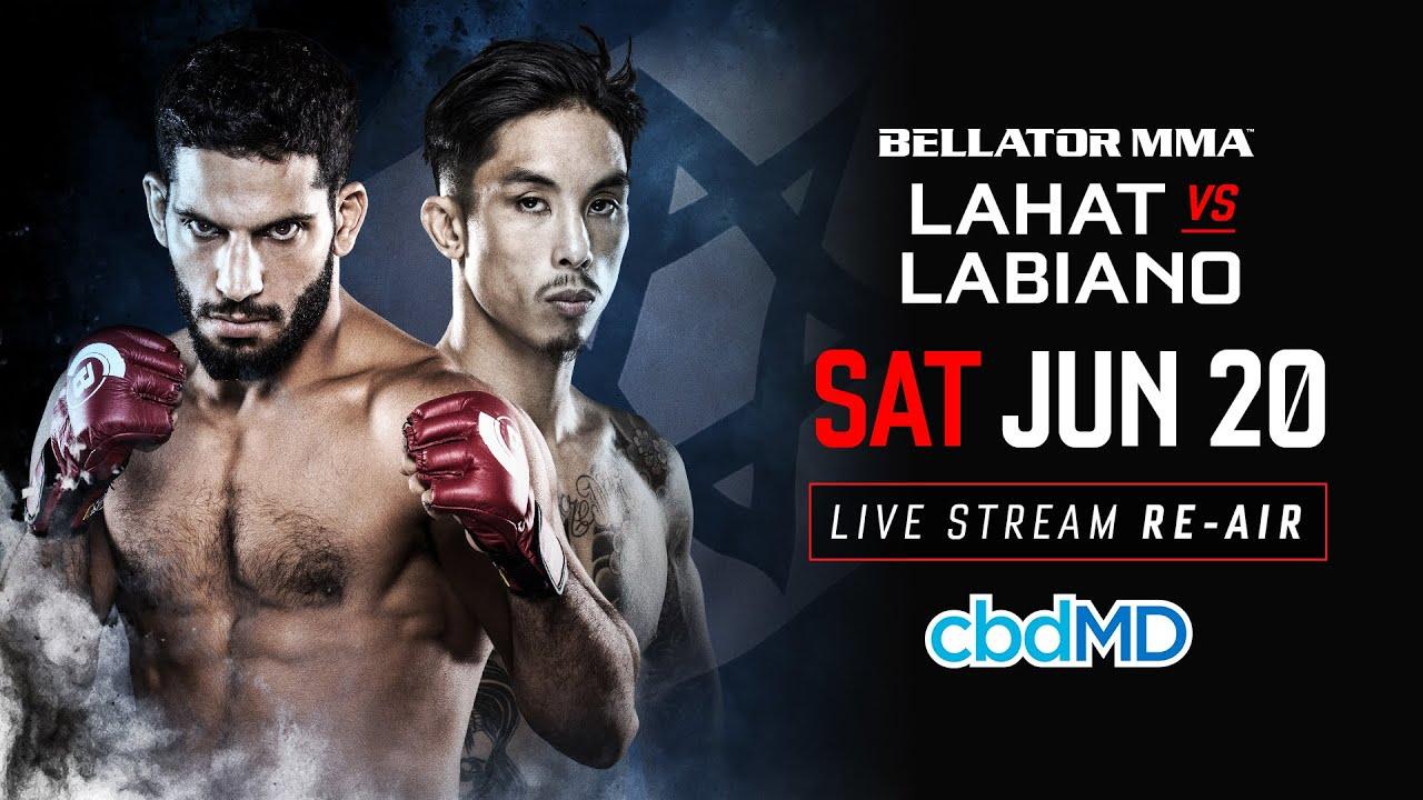 Re-Air | Bellator 188 Lahat vs. Labiano