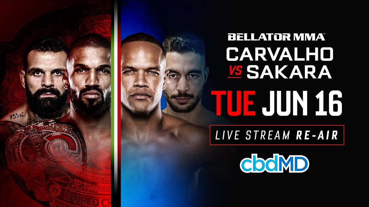 Re-Air | Bellator 190 & Kickboxing 8