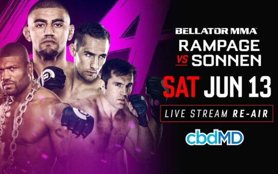 Re-Air | Bellator 192 Rampage vs. Sonnen