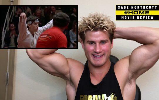 "Sage Northcutt Reviews ""The Karate Kid"""