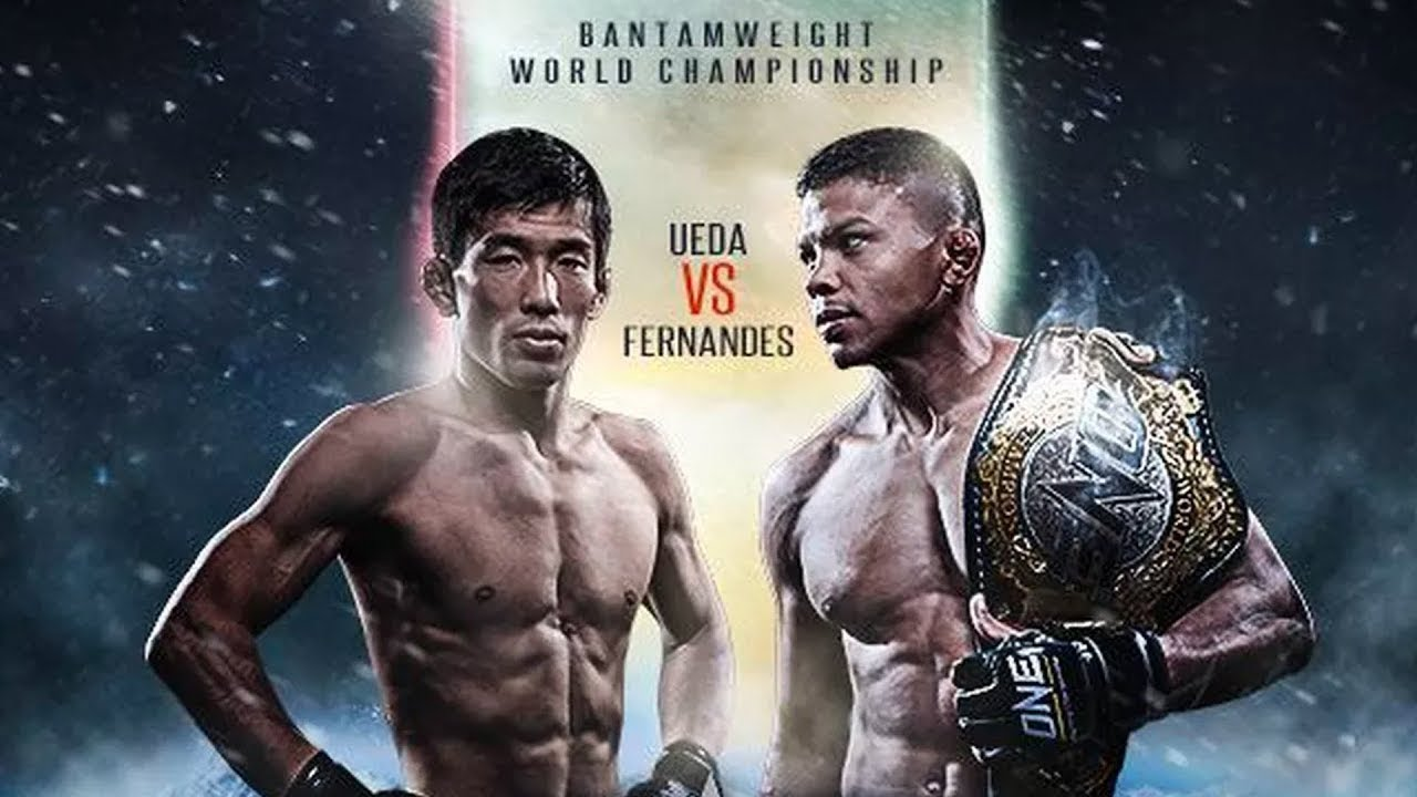Masakatsu Ueda vs. Bibiano Fernandes   ONE Championship Full Fight   May 2014