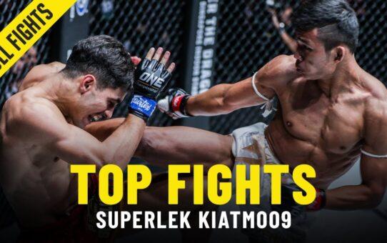 Superlek Kiatmoo9's Top ONE Muay Thai Fights