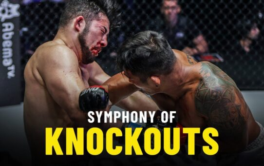Symphony Of KNOCKOUTS | ONE Championship's Greatest Hits