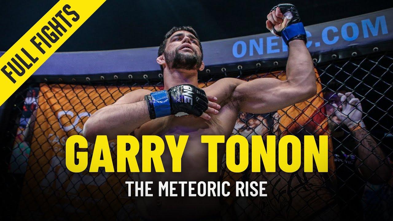 The Meteoric Rise Of Garry Tonon
