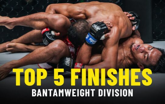 Top 5 Finishes | ONE Championship Bantamweight Rankings