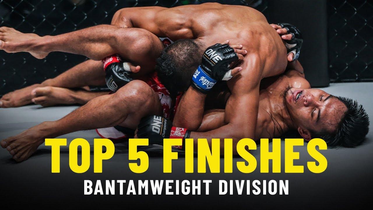 Top 5 Finishes | ONE Championship Bantamweight Rankings