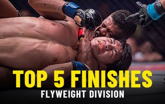 Top 5 Finishes | ONE Championship Flyweight Rankings