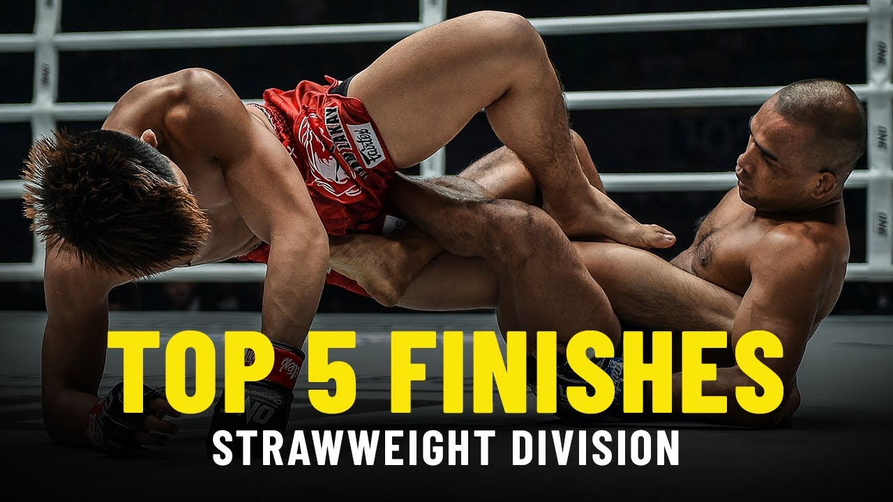 Top 5 Finishes   ONE Championship Strawweight Rankings