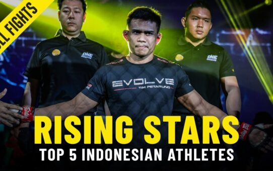 Top 5 Indonesian Rising Stars | ONE Championship Full Fights