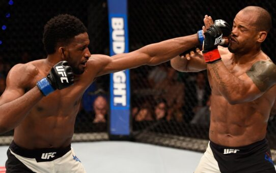 Top Finishes: Neil Magny