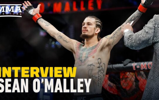 Sean O'Malley: With My Style and Following, Title Shot Could Be Couple Fights Away  – MMA Fighting