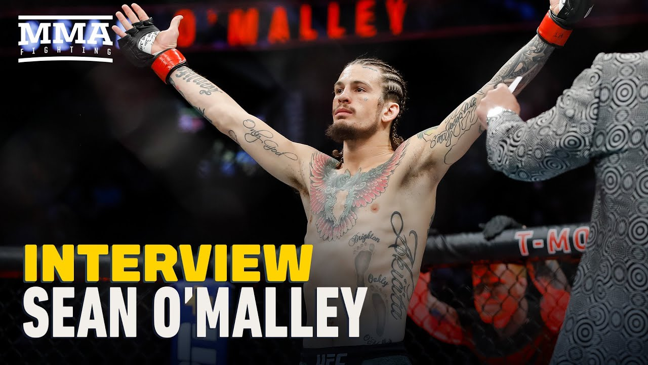 Sean O'Malley: With My Style and Following, Title Shot Could Be Couple Fights Away  - MMA Fighting