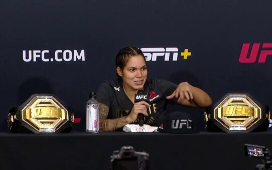 UFC 250: Amanda Nunes Post-fight Press Conference