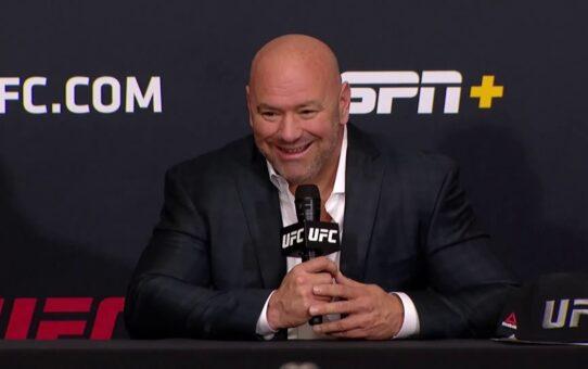 UFC 250: Dana White Post-fight Press Conference