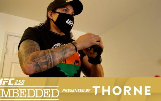 UFC 250 Embedded: Vlog Series – Episode 1