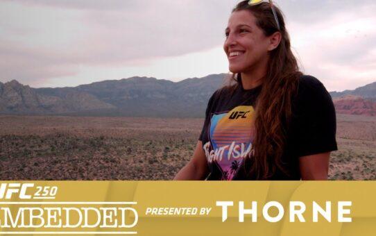 UFC 250 Embedded: Vlog Series – Episode 2