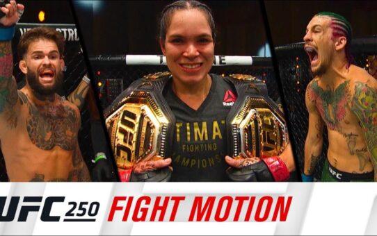 UFC 250: Fight Motion