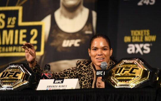 UFC 250: Post-fight Press Conference