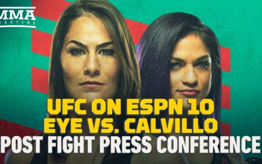 UFC on ESPN 10 Post-Fight Press Conference Live Stream – MMA Fighting