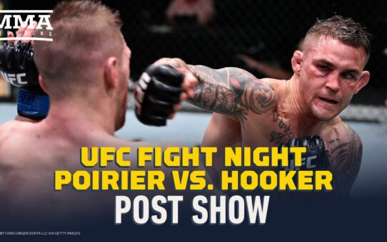 UFC on ESPN 12 Post-Fight Show – MMA Fighting