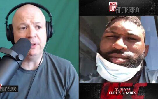 Unfiltered Episode 403: Curtis Blaydes, Shane Burgos & Lyman Good