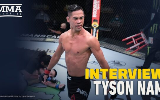 After Big KO Win,Tyson Nam Wants Ranked Foes, Picks Matt Schnell Over Jordan Espinosa – MMA Fighting
