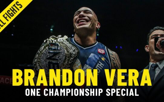 Warrior Spirit Episode 1: Brandon Vera | ONE Championship Special
