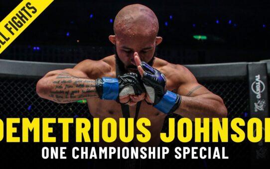 Warrior Spirit Episode 2: Demetrious Johnson | ONE Championship Special