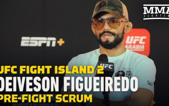 UFC Fight Island 2: Deiveson Figueiredo Says Joseph Benavidez Can 'Easily Be Knocked Out'