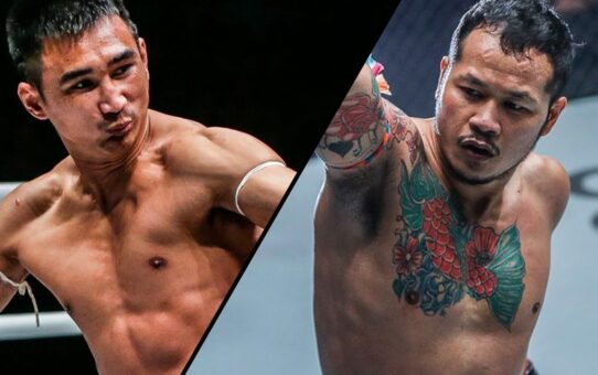 All Petchmorakot & Yodsanklai Knockouts In ONE Championship