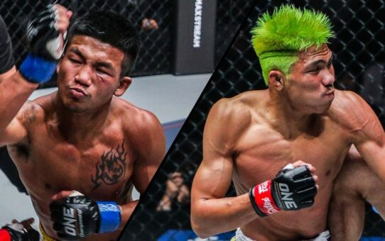 All Rodtang & Petchdam Knockouts In ONE Championship