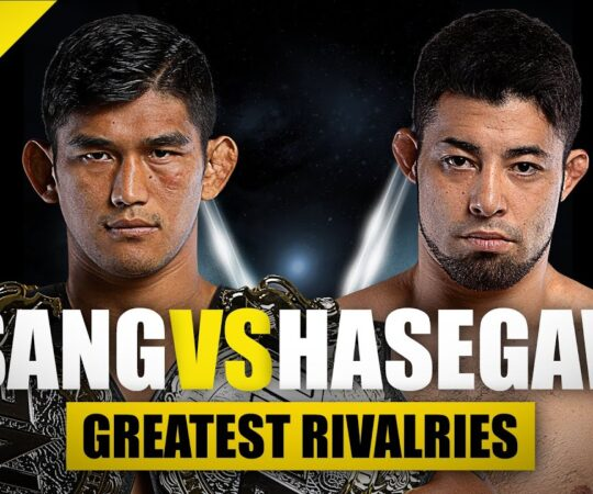 Aung La N Sang vs. Ken Hasegawa   ONE Championship's Greatest Rivalries
