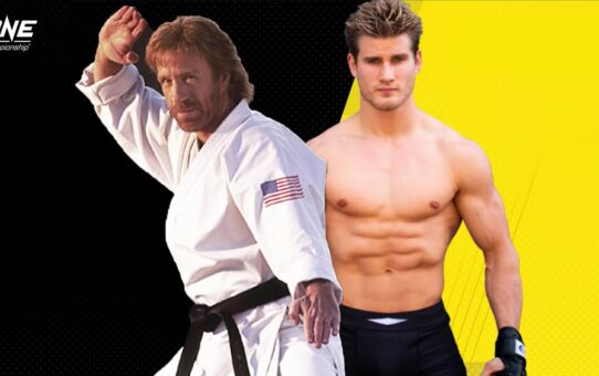 Chuck Norris vs. Sage Northcutt | ONE@Home Fantasy Fights