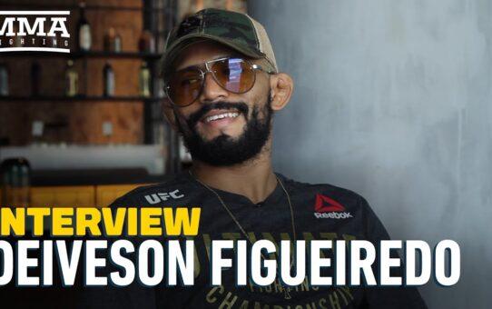 Deiveson Figueiredo 'Closed The Casket' After Taking Joseph Benavidez's Soul – MMA Fighting