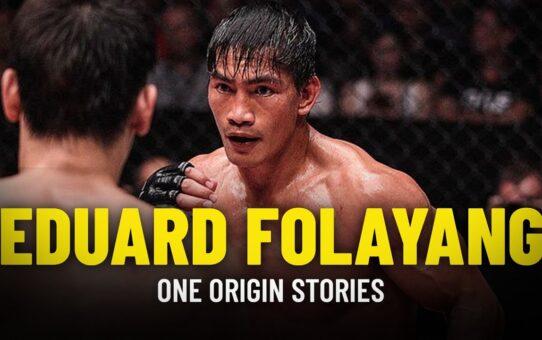 Eduard Folayang's Goals & Dreams | ONE Origin Stories