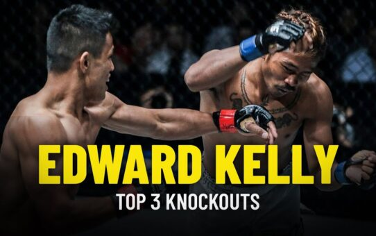 Edward Kelly's Top 3 Knockouts