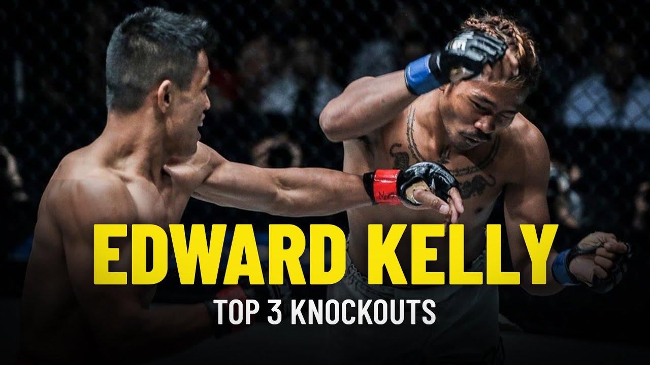 Edward Kelly's Top 3 Knockouts