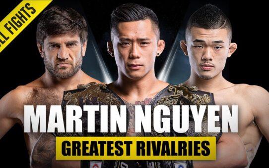 Martin Nguyen vs. Marat Gafurov & Christian Lee   ONE Championship's Greatest Rivalries