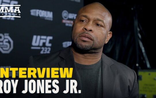 Roy Jones Jr. Excited For 'Hammers and Nails' Fight With Mike Tyson – MMA Fighting