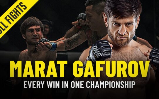 Every Marat Gafurov Win In ONE Championship