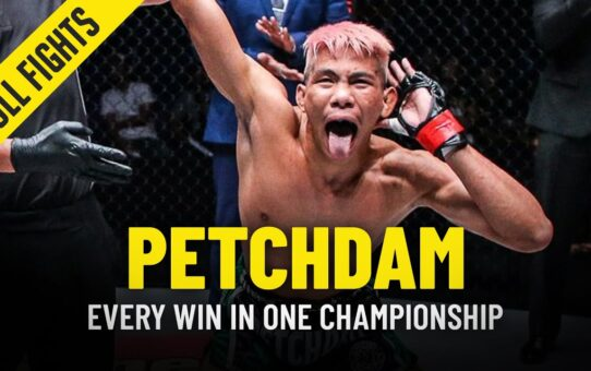 Every Petchdam Win In ONE Championship