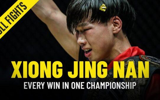 Every Xiong Jing Nan Win In ONE Championship
