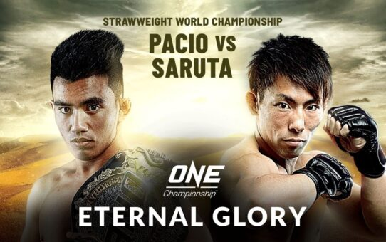 🔴 [LIVE] ONE Championship: ETERNAL GLORY | ONE@Home Event Replay