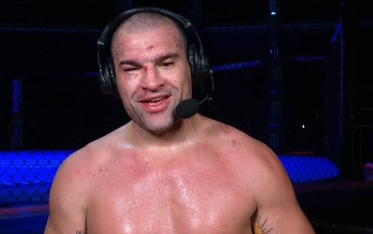 Fight Island 3: Shogun Rua Post-fight Interview